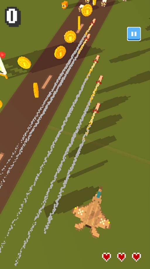 花之舞坦克吃鸡游戏图2