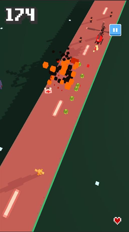 花之舞坦克吃鸡游戏图3
