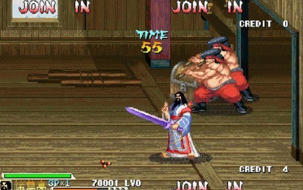 三国战纪四剑传说手游官方安卓版下载图片1