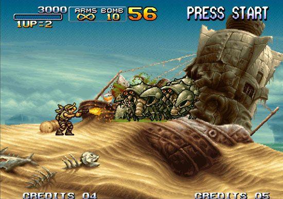合金弹头3游戏官方安卓版下载图片3