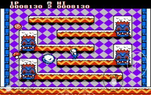 雪人兄弟手机游戏安卓版下载图片1
