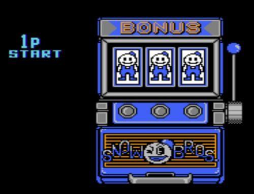 雪人兄弟游戏图2