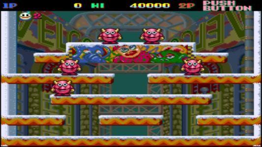 雪人兄弟手机游戏安卓版下载图片2