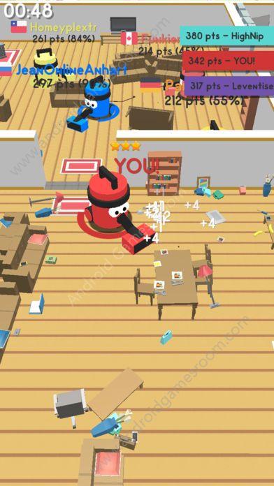 吸尘器大作战游戏安卓手机版(vacuum.io)图片2