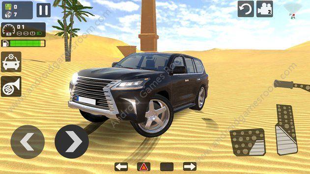 Offroad LX 570游戏安卓手机版下载图片1