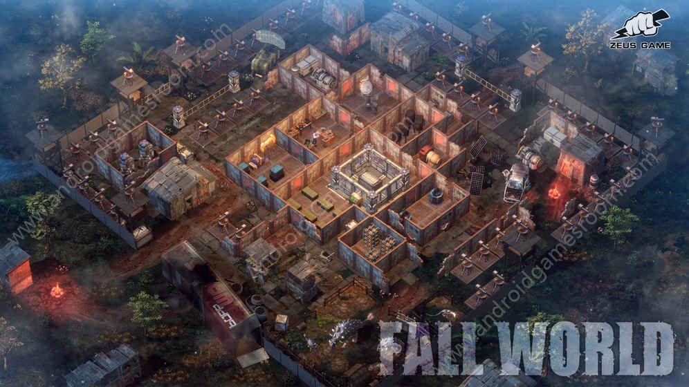 陨落世界手游官方最新版(Fall World)图片1