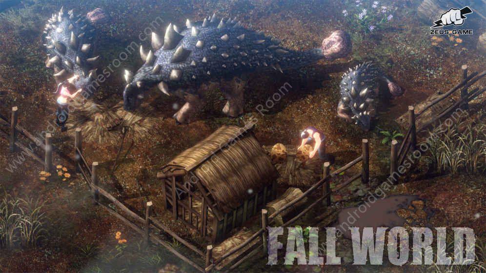 陨落世界手游官方最新版(Fall World)图片2