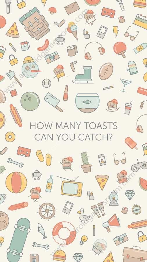 吐司万岁游戏安卓版下载(Viva la Toast)图片1