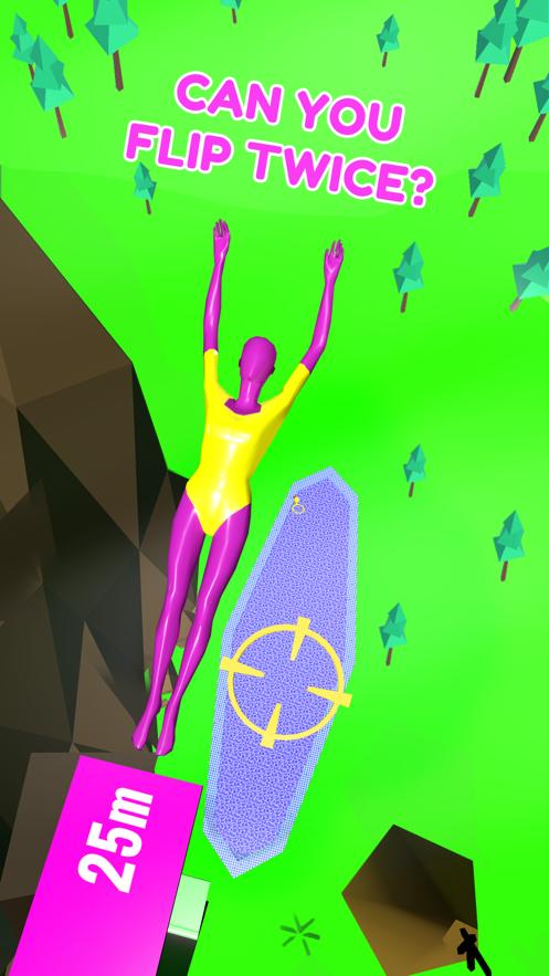 花式跳水3D游戏安卓版图片1