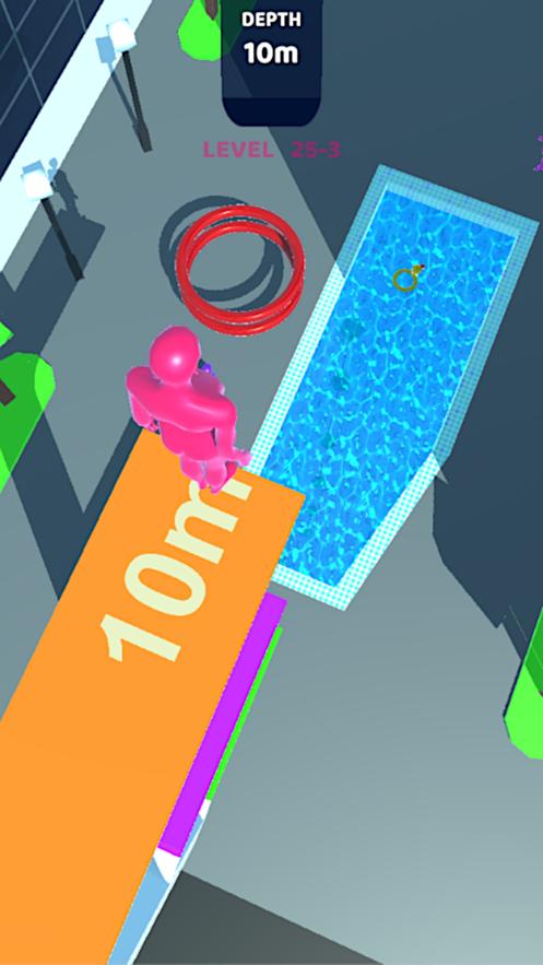 花式跳水3D游戏图3