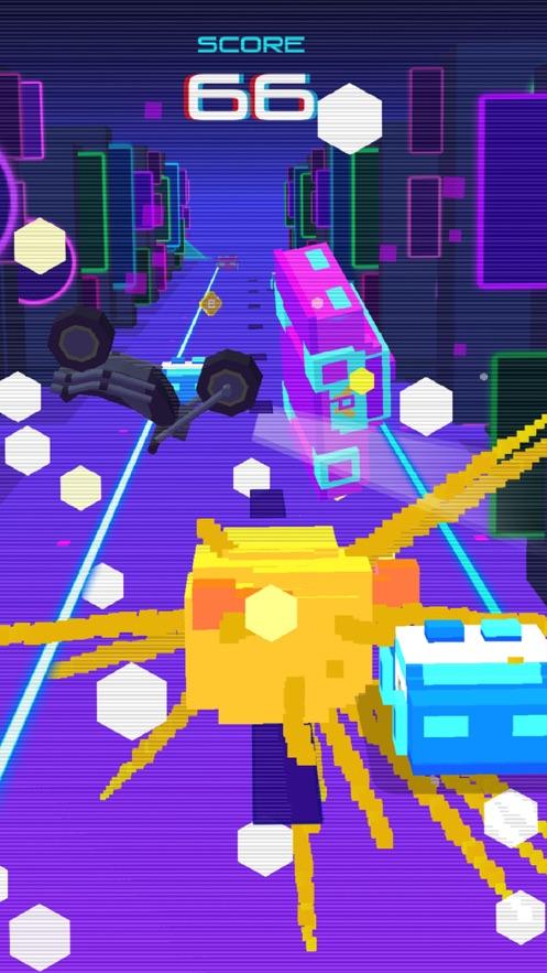 Goose Rider游戏中文版图片1