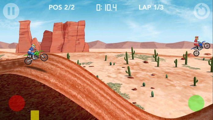 MX Racer游戏图2