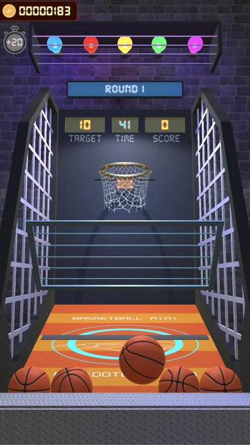Basketball Mini游戏图2