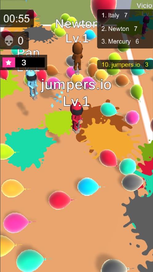 Jumpers.io游戏图3