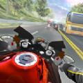 摩托车赛车游戏
