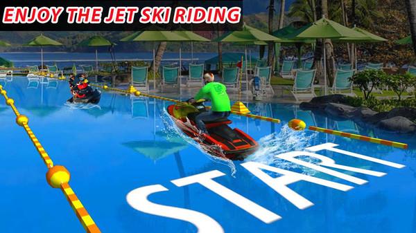 摩托艇特技模拟游戏安卓版图片1