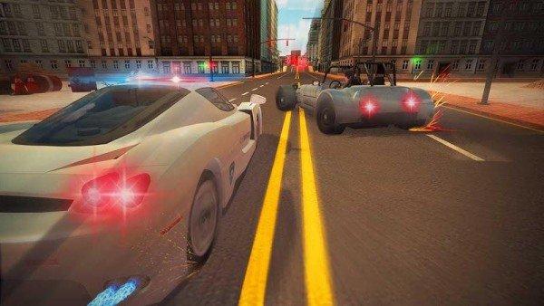 警车追逐任务安卓版游戏图片1