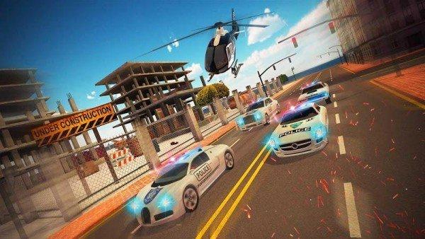 警车追逐任务安卓版游戏图片3