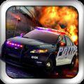 警车追逐任务游戏