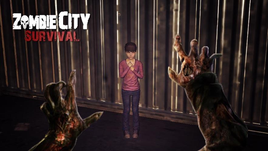 死亡城市丧尸来袭游戏图1