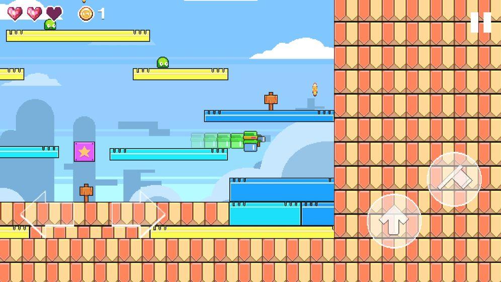 绿帽王的冒险游戏图3