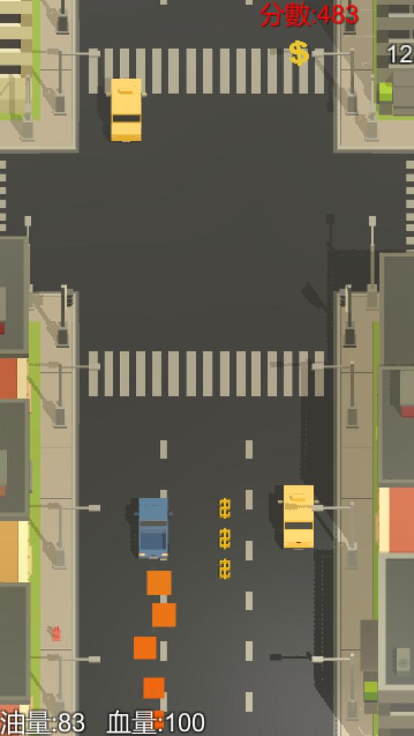 方块汽车世界游戏安卓版图片1