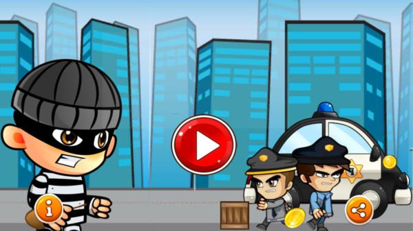 宝宝当警察游戏图1