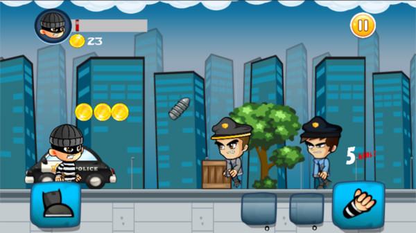 宝宝当警察游戏图2