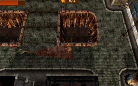 金属风暴游戏图1