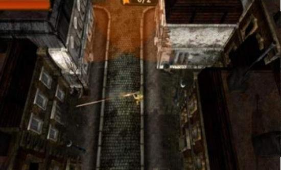 金属风暴游戏图2