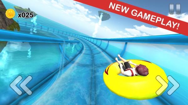 水滑下坡运动游戏图1