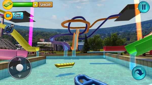 水滑下坡运动游戏手机版图片1