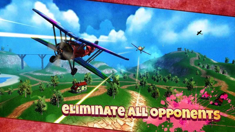皇家飞行大战游戏图1