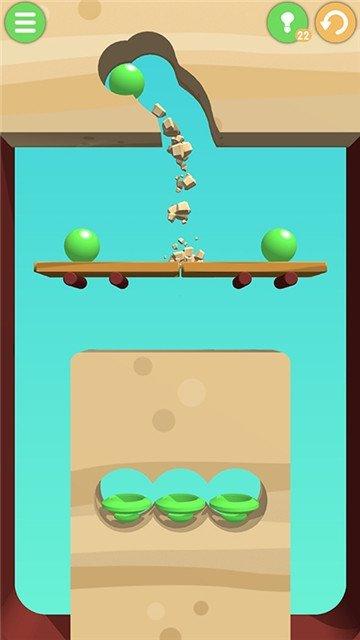 挖坑大作战游戏图1