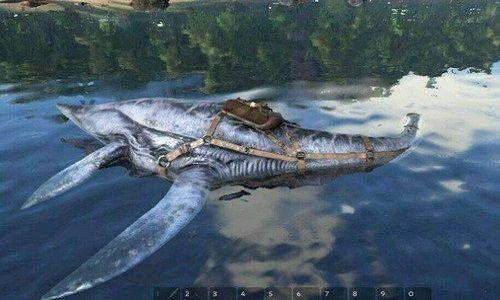 蛇颈龙模拟器游戏图1