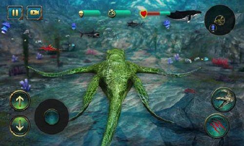 蛇颈龙模拟器游戏图2