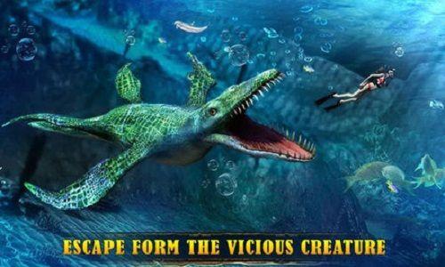 蛇颈龙模拟器游戏图3