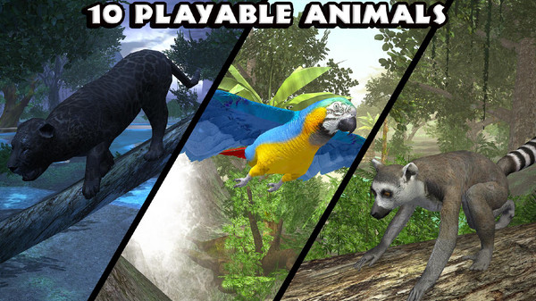 终极野生动物模拟器游戏苹果版图片1