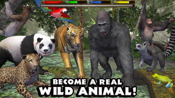 终极野生动物模拟器苹果版图3