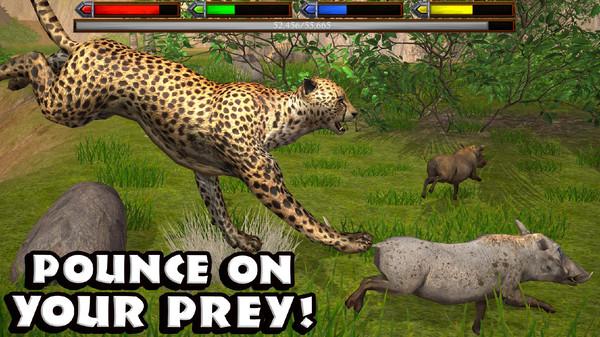 热带草原动物模拟器游戏安卓版图片1