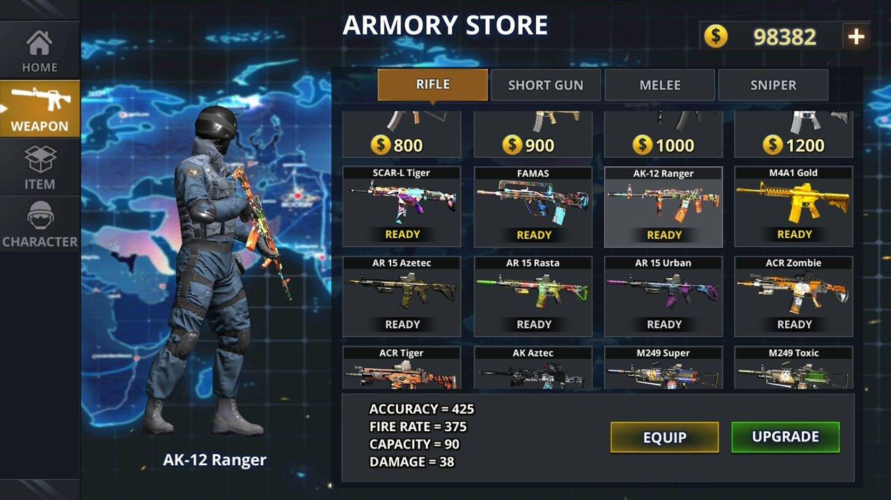 在线反恐FPS游戏图2