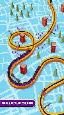 自由出租火车游戏图2