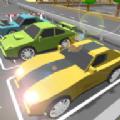 方块停车赛游戏