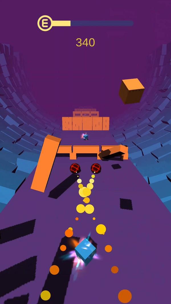 彩色滚动3D游戏图3