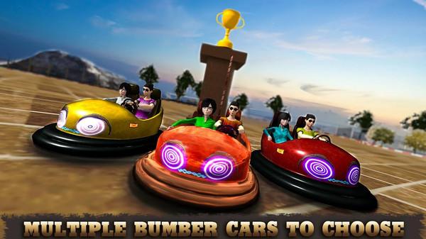 游乐场碰碰车驾驶模拟游戏图2