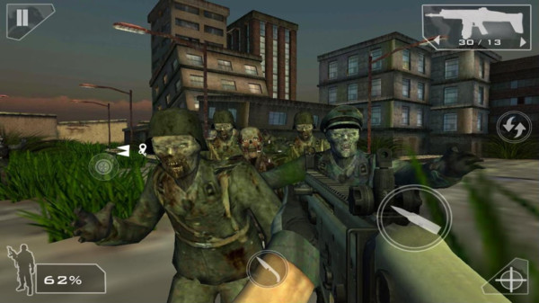 绿色力量感染游戏图3
