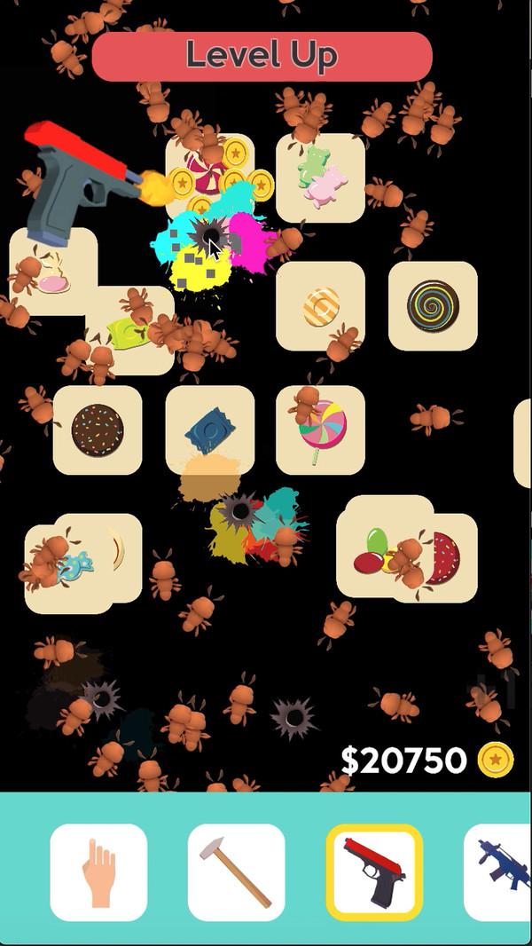 敲打蚂蚁游戏图2
