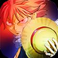 妖尾VS海贼王3.0满人物手机版
