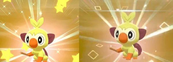 宝可梦剑盾闪光怎么看 闪光精灵有什么区别[多图]图片1