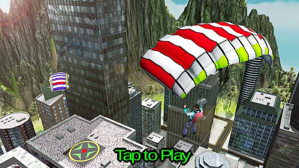 空中特技飞机跳伞游戏安卓版图片1